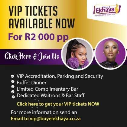 Click here for VIP Tickets